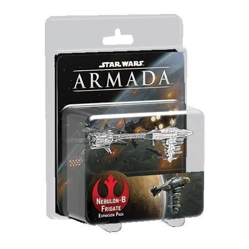 Star Wars Armada - Nebulon-B-Fregatte - Erweiterung