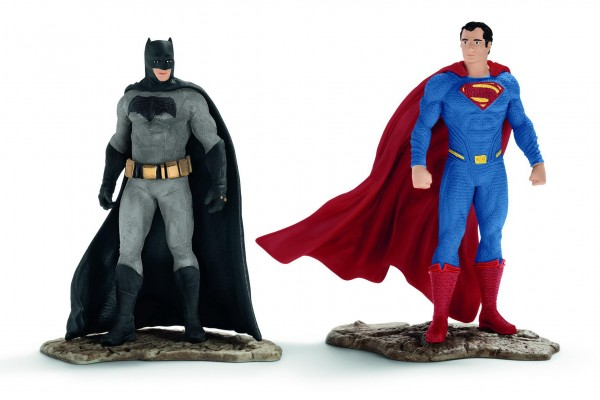 Scenery Pack BATMAN v SUPERMAN - Schleich 22529