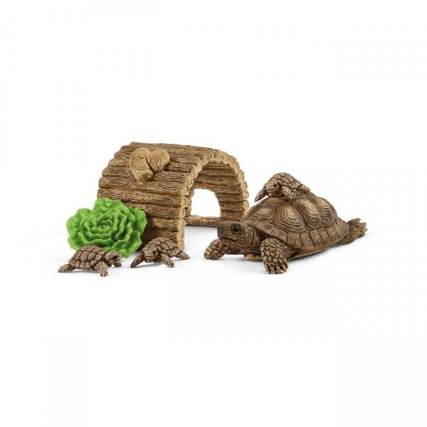 Zuhause für Schildkröten - Schleich (42506) Wild Life