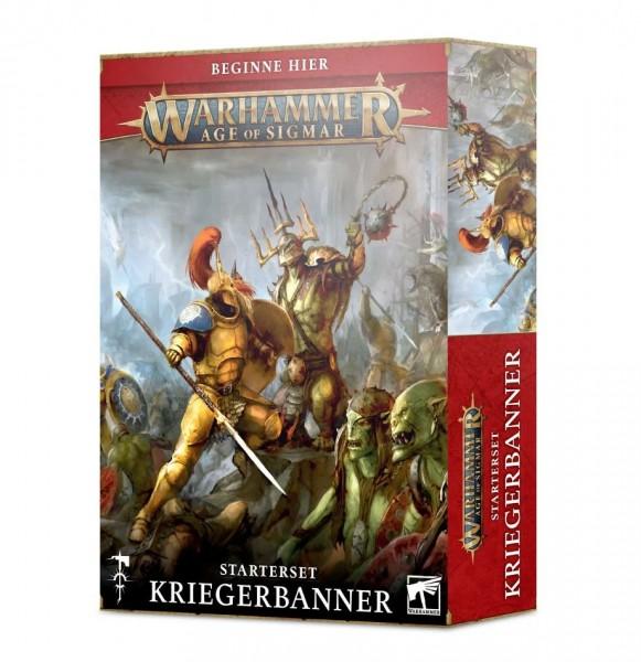 Warhammer: Age of Sigmar - Kriegerbanner Starterset