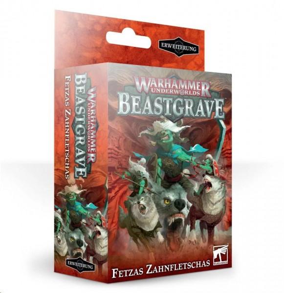 Warhammer Underworlds: Fetzas Zahnfletschas - Beastgrave (110-64-04)