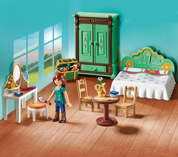 Playmobil 9476 - Luckys Schlafzimmer