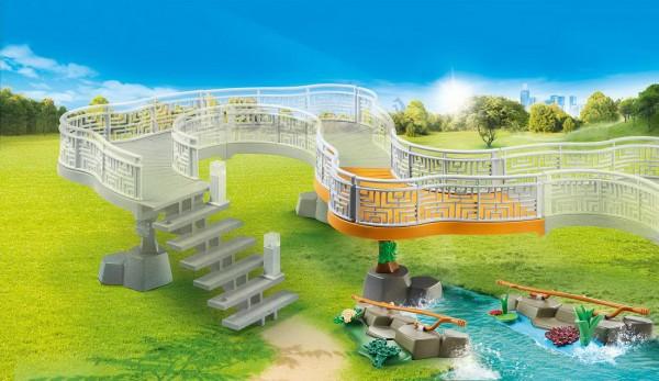 Playmobil 70348 - Erweiterungsset Erlebnis-Zoo - Family Fun