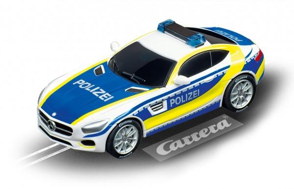Carrera GO - Mercedes-AMG GT Coupé Polizei (64118)