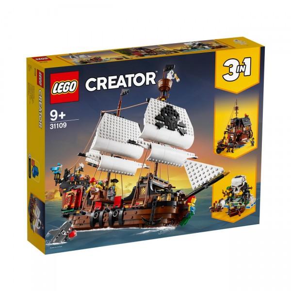LEGO Creator 31109 - Piratenschiff