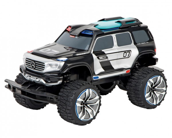 Carrera R/C - Mercedes Benz ENER-G-Force Police (142030)
