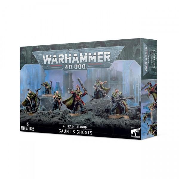 Warhammer 40.000: Gaunts Geister (Games Workshop 47-30)