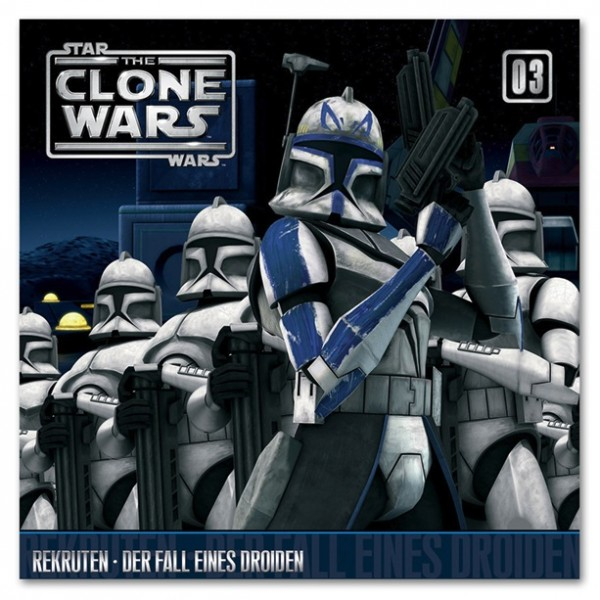 CD Clone Wars: Rekruten - Fall eines Droiden (03)