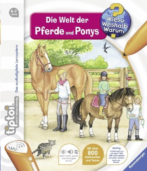tiptoi Lernbuch 13 Die Welt der Pferde und Ponys (00608)