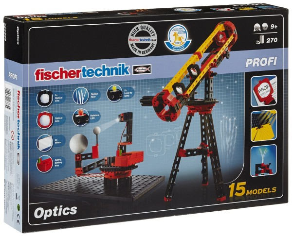 fischertechnik 520399 - Optics (Profi)