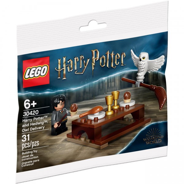 LEGO Harry Potter 30420 - Harry Potter und Hedwig