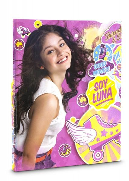 Soy Luna - Tagebuch