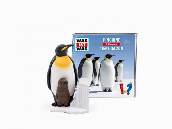 Tonies - WAS IST WAS - Pinguine / Tiere im Zoo - Hörspiel
