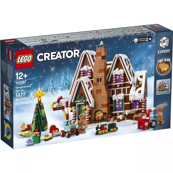 LEGO Creator 10267 - Lebkuchenhaus