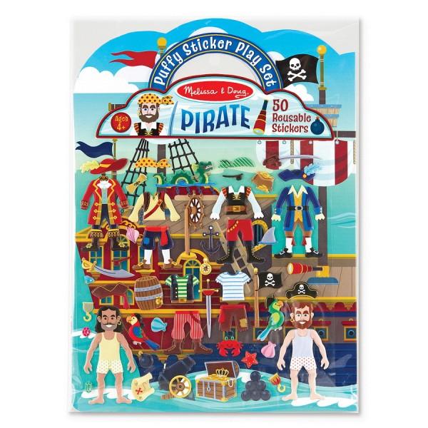 Sticker Spielset Piraten