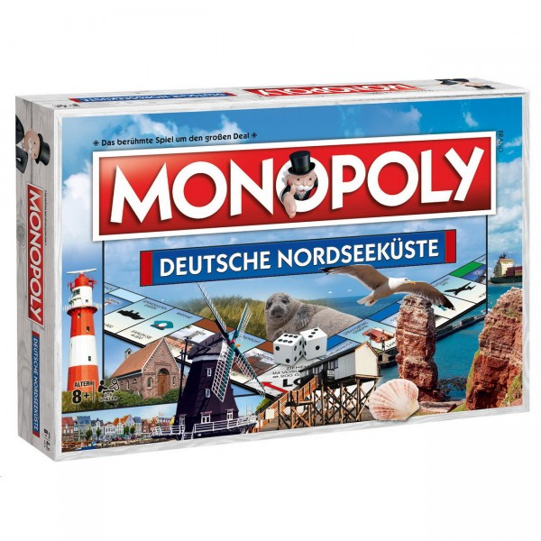Monopoly Deutsche Nordseeküste (Winning Moves)