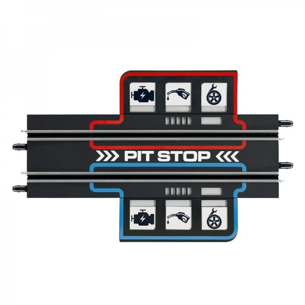 Carrera Go PLUS - Pit-Stop-Game Schiene (20061664)