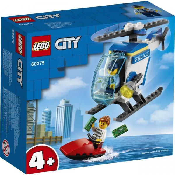 LEGO City 60275 - Polizeihubschrauber