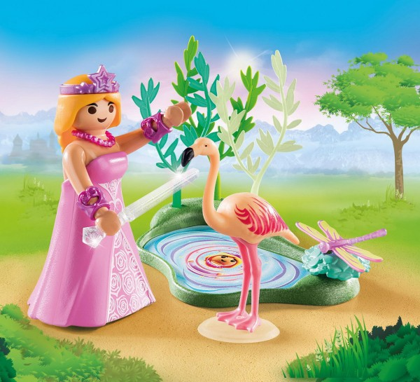 Playmobil 70247 - Prinzessin am Teich - Special Plus