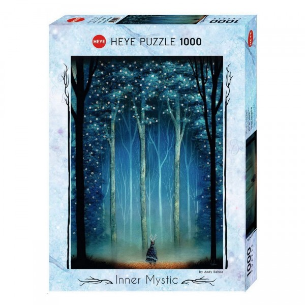 HEYE Puzzle - Forest Cathedral 1000 Teile