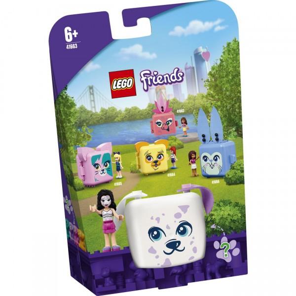 LEGO Friends Magische Würfel 41663 - Emmas Dalmatiner-Würfel