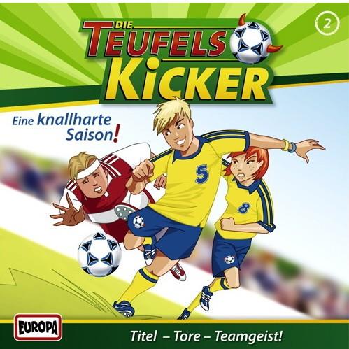 CD Teufelskicker: Eine knallharte Saison! (02)