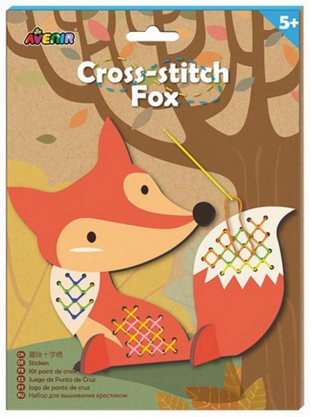 Kinder Stickset Fuchs (Avenir)