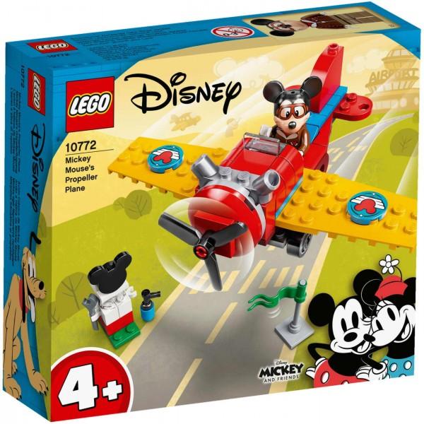 LEGO Disney 10772 - Mickys Propellerflugzeug