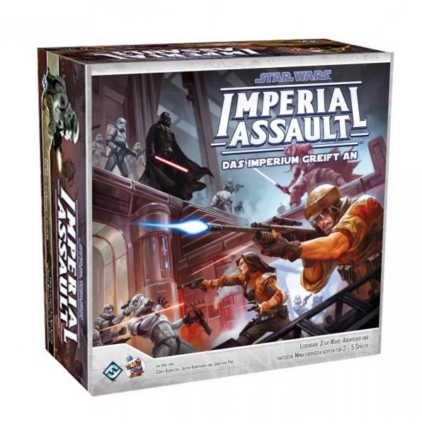 Star Wars Imperial Assault - Das Imperium greift an