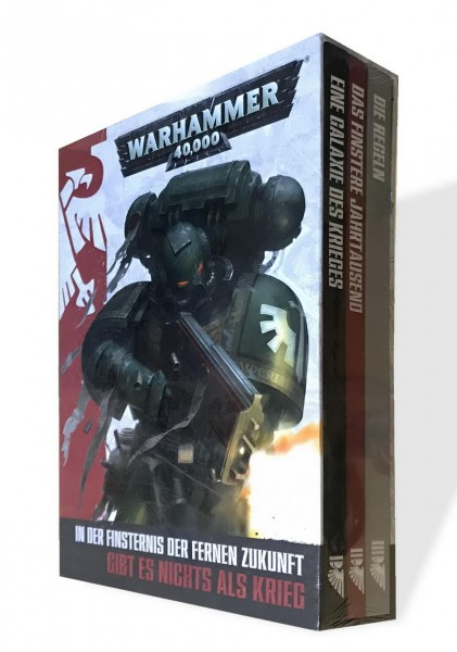 Warhammer 40000 - Regelbuch (Citadel 40-02-04)