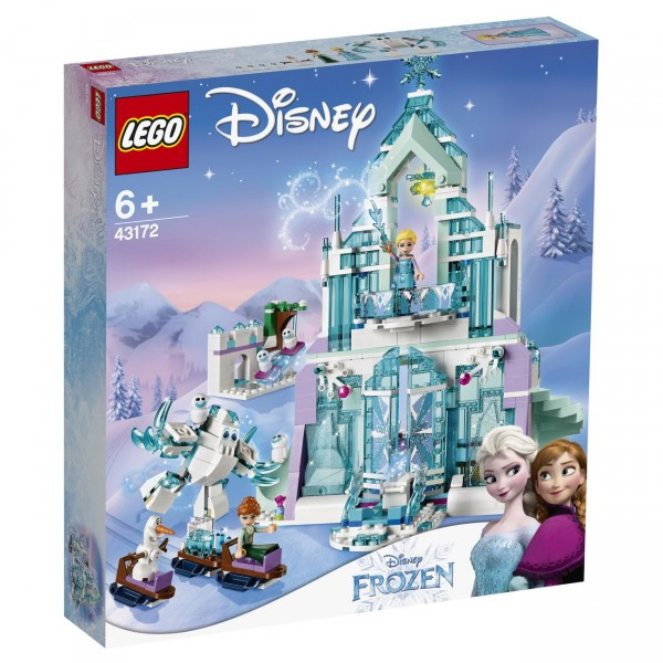 LEGO Disney - Elsas magischer Eispalast (43172) - Frozen