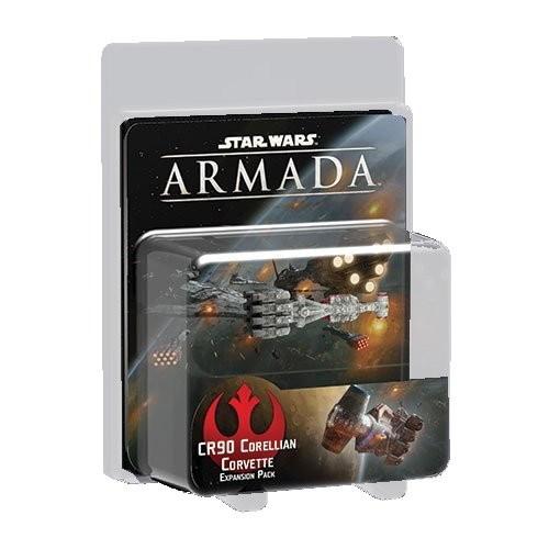 Star Wars Armada - CR90-Corellianische Korvette - Erweiterung
