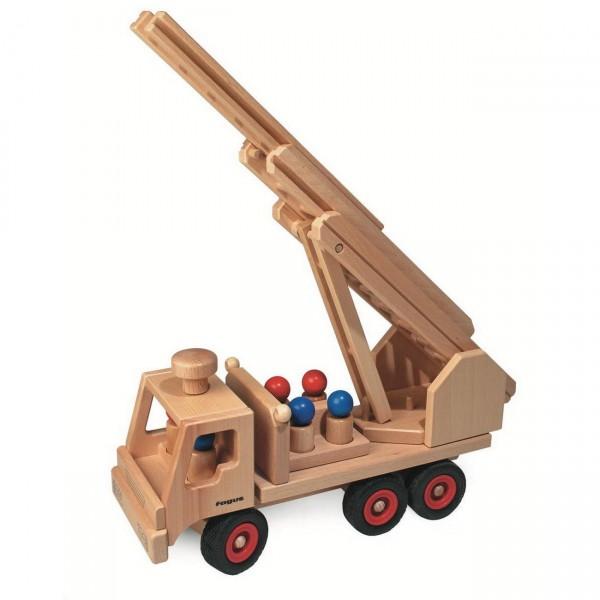 fagus Feuerwehr (10-48) Holzspielzeug