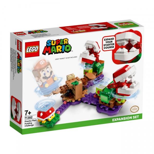 LEGO Super Mario 71382 - Piranha-Pflanzen-Herausforderung - Erweiterung