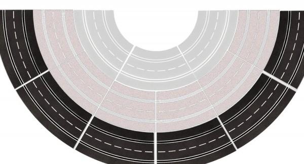 Carrera - Kurve 3 - 6x 30 Grad (20573)