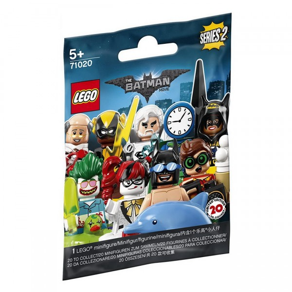 LEGO Minifigures 71020 - Batman Movie Serie 2