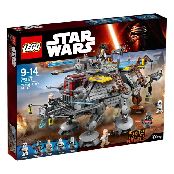 LEGO Star Wars 75157 - Captain Rex AT-TE