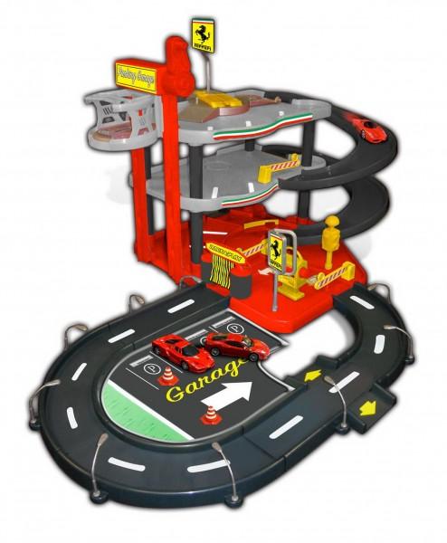 Burago 1:43 Ferrari Parking Garage (18-31204)
