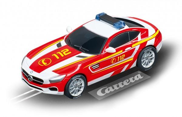 Carrera GO - Mercedes-AMG GT Coupé 112 Feuerwehr (64122)