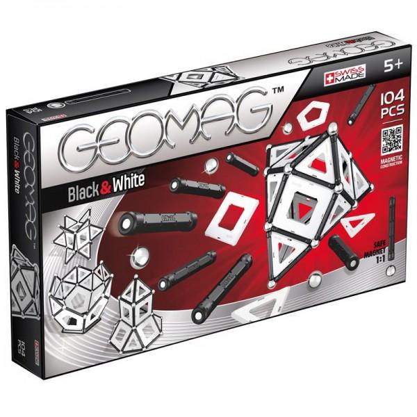 GEOMAG Classic Black & White 104