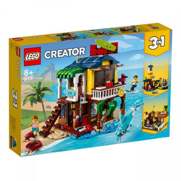 LEGO Creator 31118 - Surfer-Strandhaus