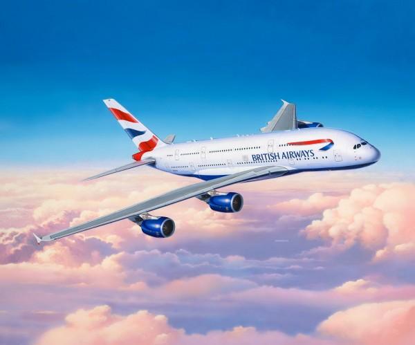 Revell 03922 - A380-800 British Airways