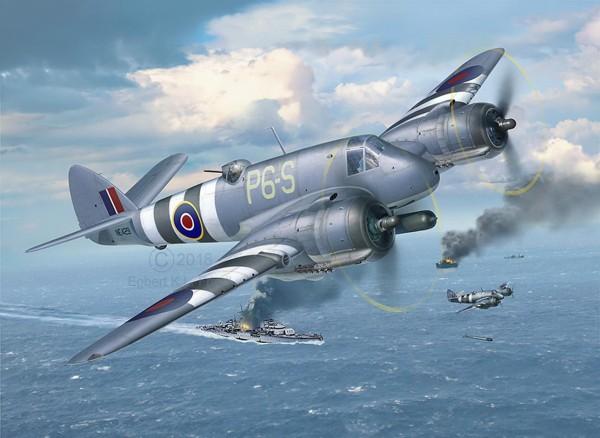 Revell 03943 - Bristol Beaufighter TF. X