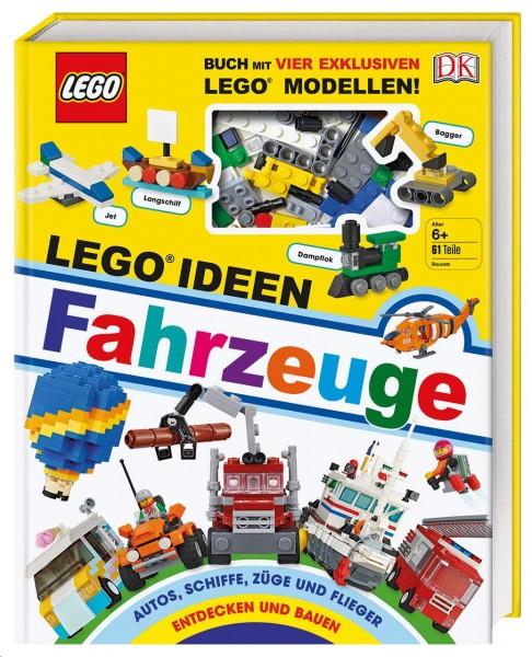 LEGO Ideen Buch Fahrzeuge (Dorling Kindersley)