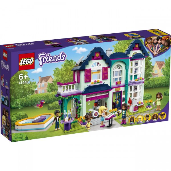 LEGO Friends 41449 - Andreas Haus