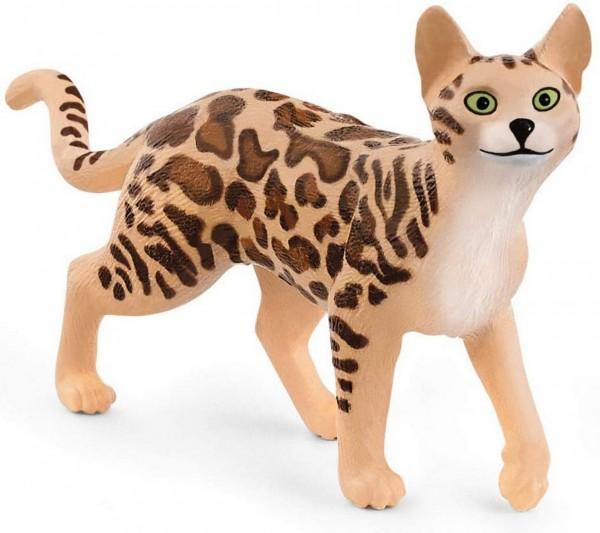 Bengal Katze - Schleich (13918) - Figur