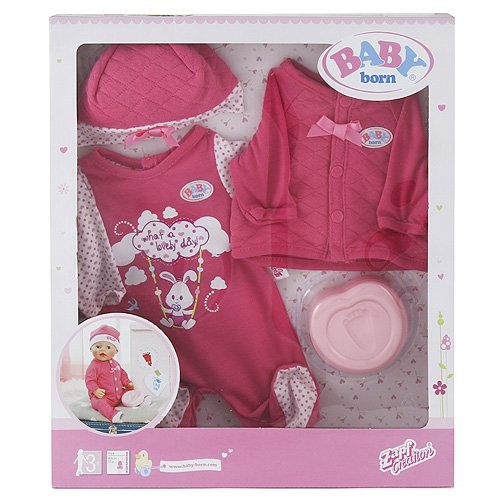 BABY born Deluxe Erstausstattung (Zapf Creation)