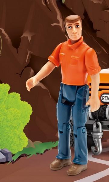 Revell Junior Kit - Mann - Figur (00758)