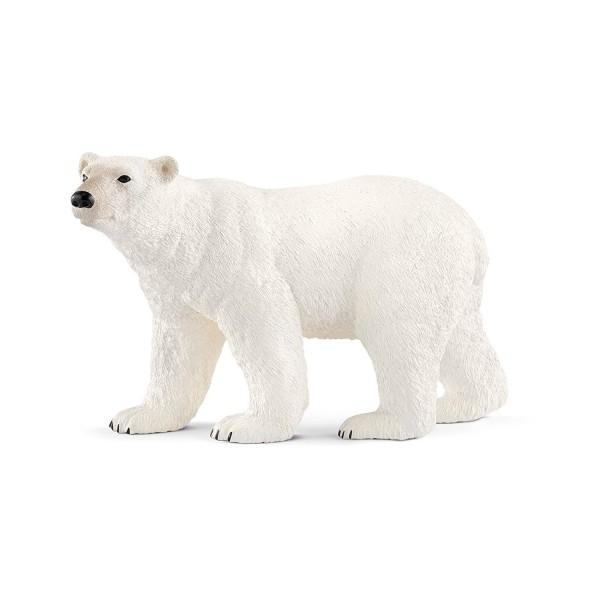 Eisbär - Schleich 14800 Wild Life