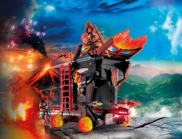 Playmobil 70393 - Burnham Raiders Feuerrammbock - Novelmore